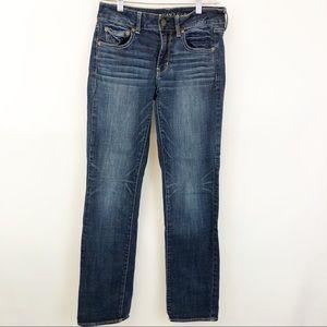 American Eagle Super Stretch Straight Jeans